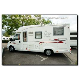 Used Rapido 743f Low Profile Motorhome U2011 For Sale At Southdowns Motorhome Centre