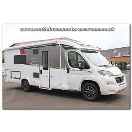 New 2017 Burstner Nexxo T720 Sovereign Fiat 2 3l 150 Automatic Low Profile Motorhome N100893 For
