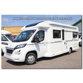 New 2017 Bailey Autograph 75 2 Peugeot Boxer 2 0l 160 Low Profile Motorhome N100947 For Sale At