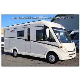 ee3751a23b New 2017 Carthago C-Compactline I 138 Super-Lightweight Fiat 2.3L 150  Automatic A-Class Motorhome N100933 For Sale at Southdowns Motorhome Centre