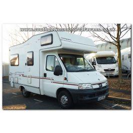 Used Compass Avantgarde Coachbuilt Motorhome U3066 For Sale At Southdowns Motorhome Centre