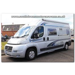 Used Trigano Tribute Fiat 2 3l 120 Van Conversion Motorhome U201155 For Sale At Southdowns