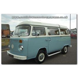 Used Vw Type2 Bay Window Camper Van U2985 For Sale At Southdowns Motorhome Centre