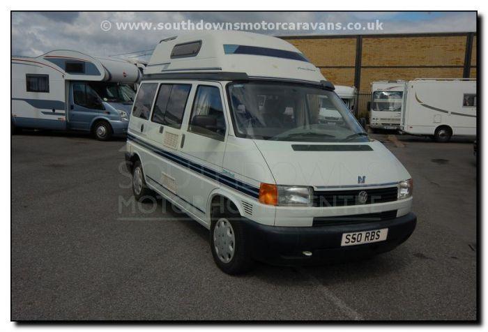 Used Autosleeper Trident Van Conversion Motorhome U1724 Now Sold