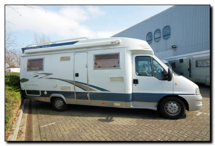 used hobby 600 fm low profile motorhome u2137 for sale at southdowns rh southdownsmotorhomecentre co uk Service Manuals Service Manuals