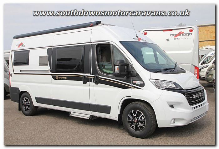 New 2017 Carthago Malibu 600DB 2 Charming Fiat 23L 150 Automatic Van Conversion Motorhome N100842 For Sale At Southdowns Centre
