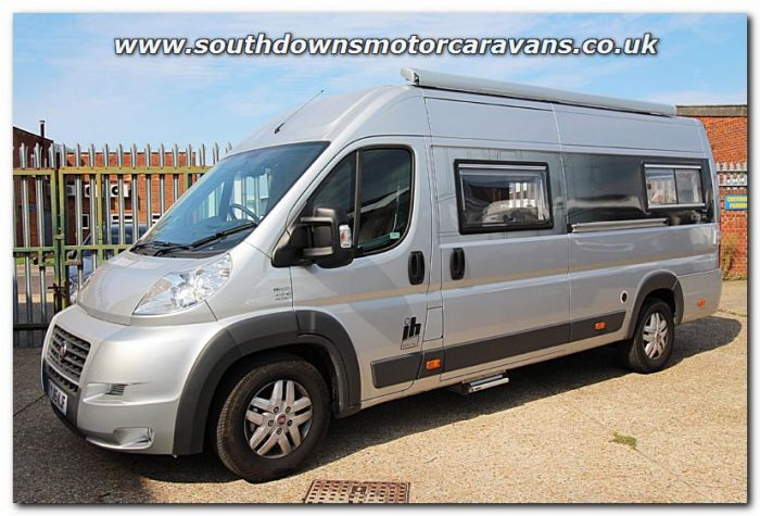 Used 2015 IH 630RL Fiat 150 Automatic Van Conversion Motorhome U200861 For Sale At Southdowns Centre
