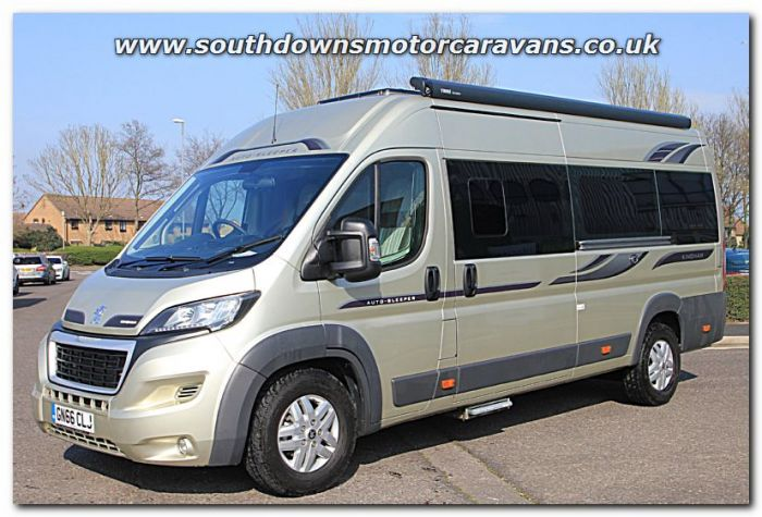 Used Auto Sleeper Kingham Peugeot 150PS Van Conversion Motorhome U201144 For Sale At Southdowns Centre