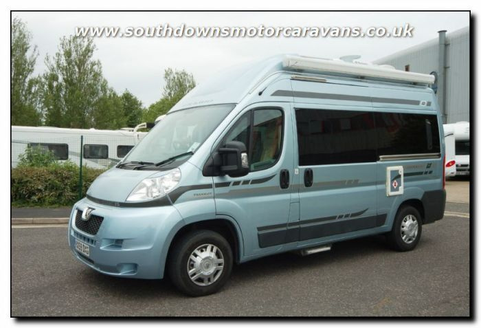 Used Autosleeper Dorset ES Van Conversion Motorhome U2373 For Sale At Southdowns Centre