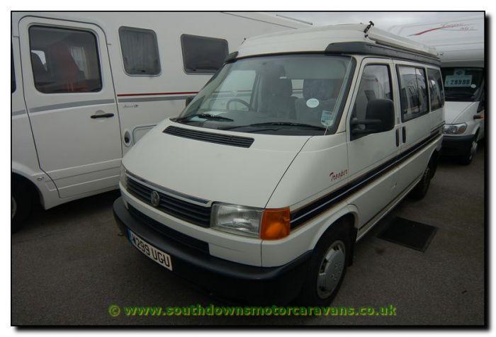Used Autosleeper Trooper Van Conversion Motorhome U1648 Now Sold