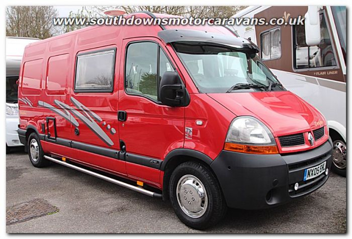 079361a16e4cb0 Used Devon Monte Carlo Renault Master 2.5L DCI 120PS Van Conversion  Motorhome U200922 For Sale at Southdowns Motorhome Centre