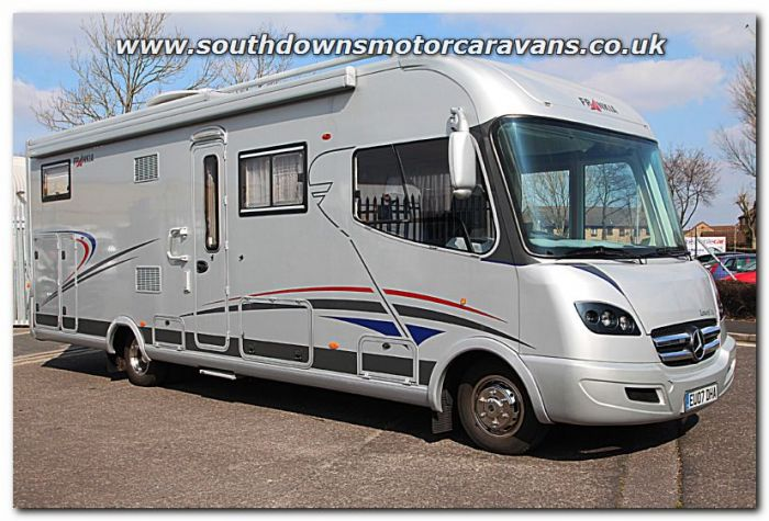 ee26ad0070 Used Frankia Luxury Class I 8400 GD Mercedes 3.0L Automatic A-Class  Motorhome U200989 For Sale at Southdowns Motorhome Centre