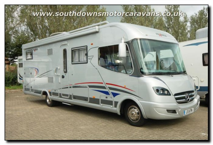 dbbab940e4 Used Frankia Luxury Class I 8400 GD 3.0L Automatic A-Class Motorhome U2560  For Sale at Southdowns Motorhome Centre