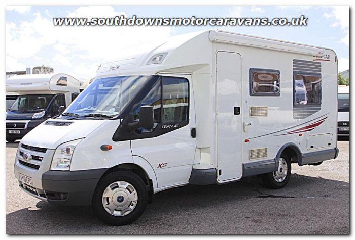 8de0771d8765e6 Used Home-Car XS 22 Ford Transit SWB 2.2L TDCI Low-Profile Motorhome  U201213 For Sale at Southdowns Motorhome Centre