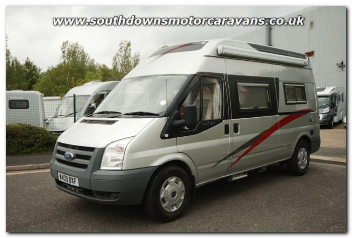 b176f84d353414 Used La Strada Trento Van Conversion Motorhome U2791 For Sale at Southdowns  Motorhome Centre