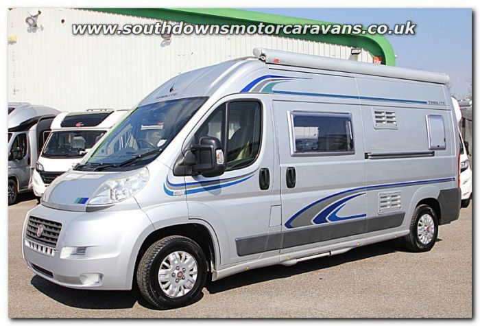 Used Trigano Tribute Fiat 23L 120 Van Conversion Motorhome U201153 For Sale At Southdowns Centre