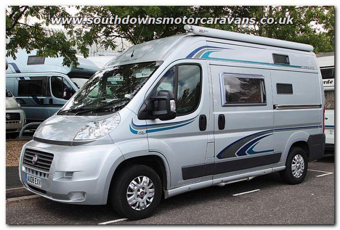 Used Trigano Tribute Van Conversion Motorhome U200560 Now Sold