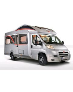 New 2013 Burstner Ixeo it664 Fiat Ducato 2.3L 130 Low-Profile Motorhome