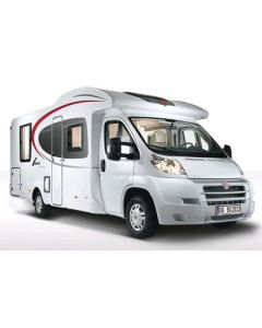 New 2013 Burstner Ixeo Time it585 Fiat Ducato 2.3L 130 Low-Profile Motorhome