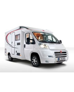 New 2013 Burstner Nexxo t569 Fiat Ducato 2.3L 130 Low-Profile Motorhome