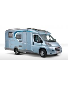 New 2013 Burstner Travel Van t620G Fiat Ducato 2.3L 130 Van Conversion Motorhome
