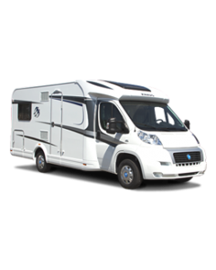 New 2013 Knaus Sky Ti 600MG Fiat 2.3L 130 Low-Profile Motorhome