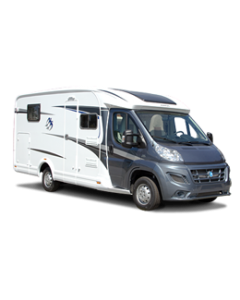 New 2013 Knaus Van Ti 550MD Fiat 2.3L 130 Low-Profile Motorhome