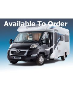 New 2014 Bailey Approach Autograph 625 Low-Profile Motorhome