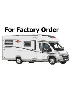 New 2014 Carthago Chic C-Line T 4.2 Fiat Low-Profile Motorhome