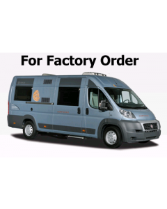 New 2014 Globecar Campscout Fiat Van Conversion Motorhome