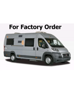 New 2014 Globecar Familyscout Fiat Van Conversion Motorhome