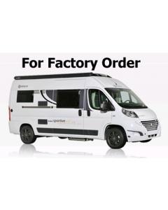 New 2014 Globecar Globescout Sportive Fiat Van Conversion Motorhome