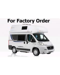 New 2014 Globecar Vario 499 Fiat Van Conversion Motorhome