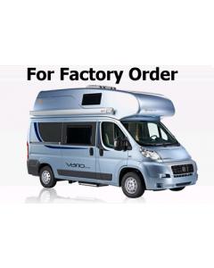 New 2014 Globecar Vario 545 Fiat Van Conversion Motorhome