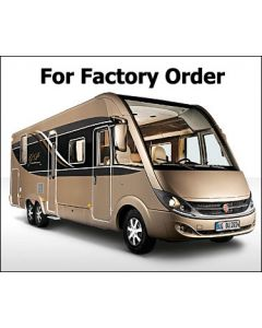 New 2014 Burstner Grand Panorama i830G Fiat Ducato A-Class Motorhome