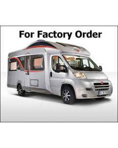 New 2014 Burstner Ixeo it664 Fiat Ducato Low-Profile Motorhome