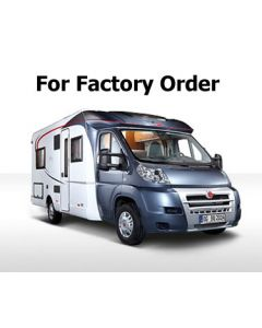 New 2014 Burstner Nexxo t569 Fiat Ducato Low-Profile Motorhome