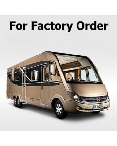 New 2015 Burstner Grand Panorama i830G Fiat Ducato Tag-Axle A-Class Motorhome