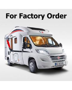 New 2015 Burstner Ixeo Time t590 Fiat Ducato Low-Profile Motorhome