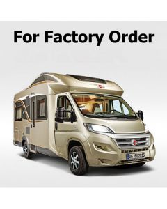 New 2015 Burstner Ixeo it664 Fiat Ducato Low-Profile Motorhome