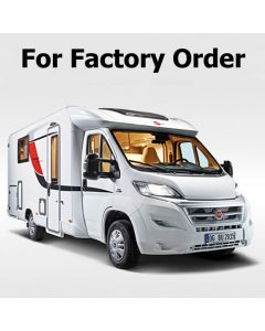 New 2015 Burstner Nexxo Time t569 Fiat Ducato Low-Profile Motorhome