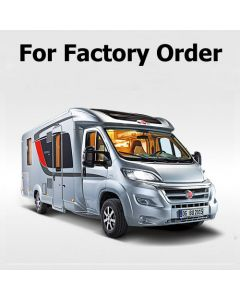 New 2015 Burstner Nexxo t685 Fiat Ducato Low-Profile Motorhome