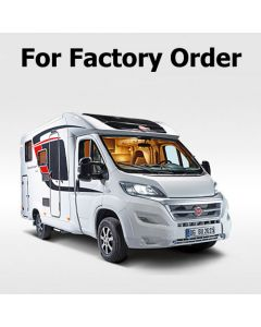 New 2015 Burstner Travel Van t590G Fiat Ducato Low-Profile Motorhome