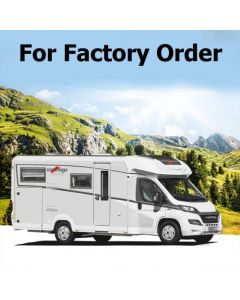 New 2015 Carthago C-Tourer T 142 Fiat Low-Profile Motorhome