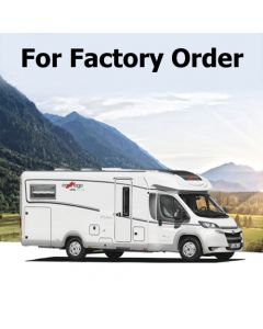 New 2015 Carthago Chic C-Line T 4.8 Fiat Low-Profile Motorhome