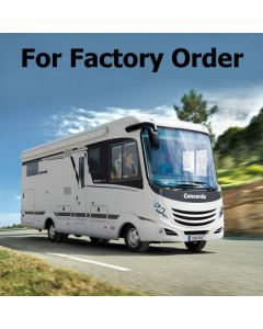 New 2015 Concorde Carver 791H Iveco 65C17 A-Class Motorhome