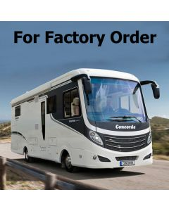 New 2015 Concorde Charisma 850L Iveco Daily A-Class Motorhome
