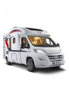 New 2016 Burstner Ixeo Time it700 Fiat Ducato Low-Profile Motorhome