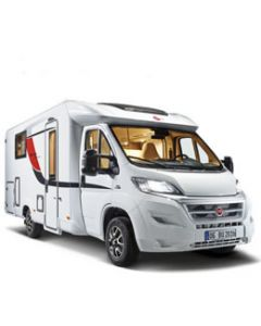 New 2016 Burstner Nexxo Time t569 Fiat Ducato Low-Profile Motorhome