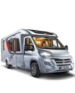 New 2015 Burstner Nexxo t728G Fiat Ducato Low-Profile Motorhome